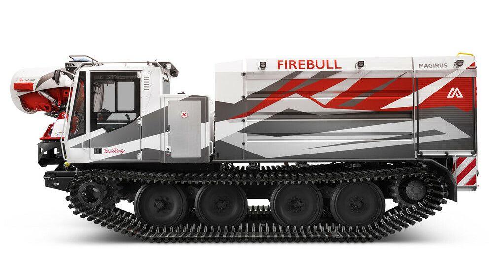 PowerBully 18T X-Track Kette im Detail
