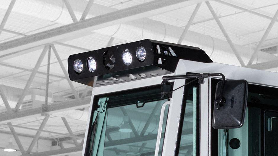 PowerBully 18T - Leistungsstarkes Lichtpaket Detail
